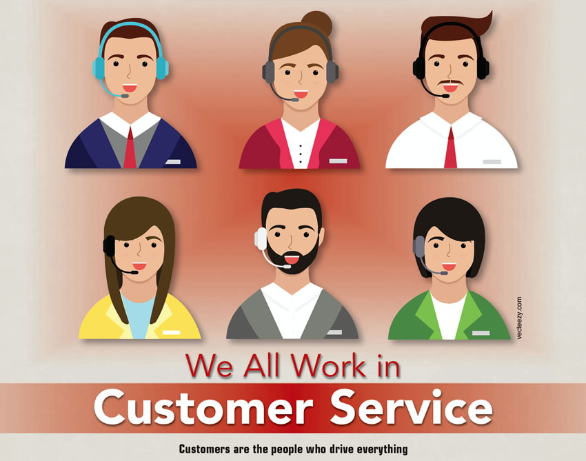 We All Work in Customer Service  Reman U  Author: Bridget McCormick Subject Matter: Customer Service Issue: It's for everyone