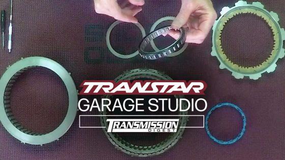 Transend Garage 032020